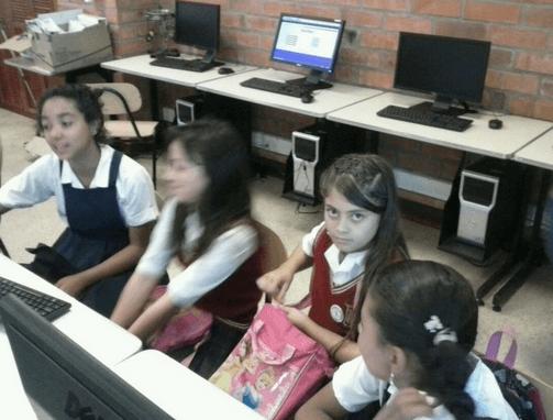 Aprendiendo Java en el Columbus School