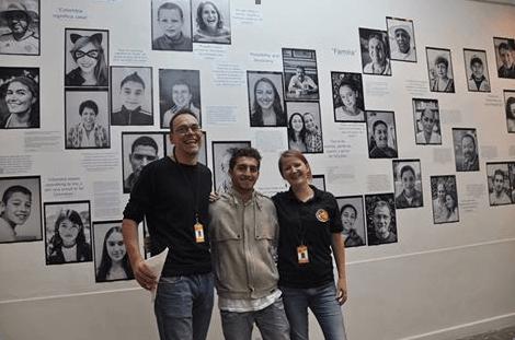 """""""Rostros de Colombia"""", Por Stephen Tribbel, Voluntario de la Fundación Marina Orth"""
