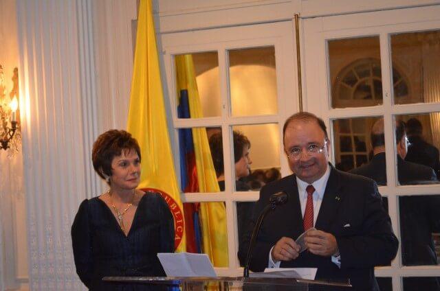 Embajada Colombiana en USA Celebra a Nuestra Fundadora
